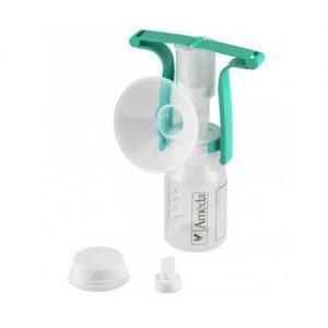 Máy hút sữa tay không BPA One hand- Ameda có maxa silicone