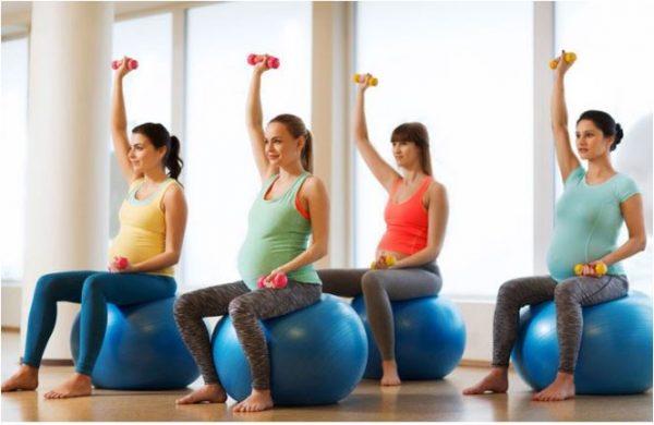 Lợi ích tuyệt vời của việc tập thể dục mang tới cho mẹ bầu