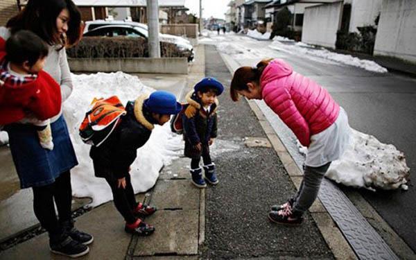 Những đặc điểm nổi bật thường thấy của trẻ em Nhật Bản 1