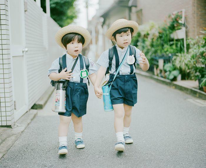 Những đặc điểm nổi bật thường thấy của trẻ em Nhật Bản