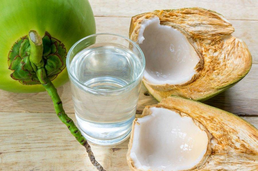 Nước dừa làm tăng khả năng miễn dịch